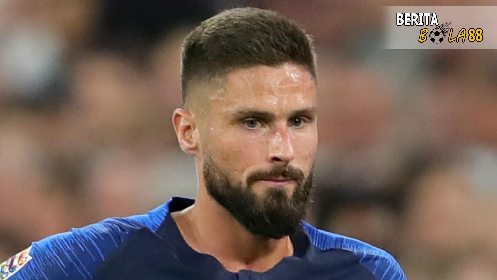 Olivier Giroud Siap Gabung Inter Milan