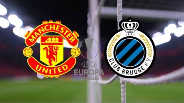 Hasil Pertandingan Manchester United vs Club Brugge