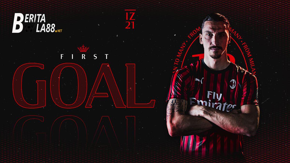 AC Milan Temukan Pengganti Zlatan Ibrahimovic