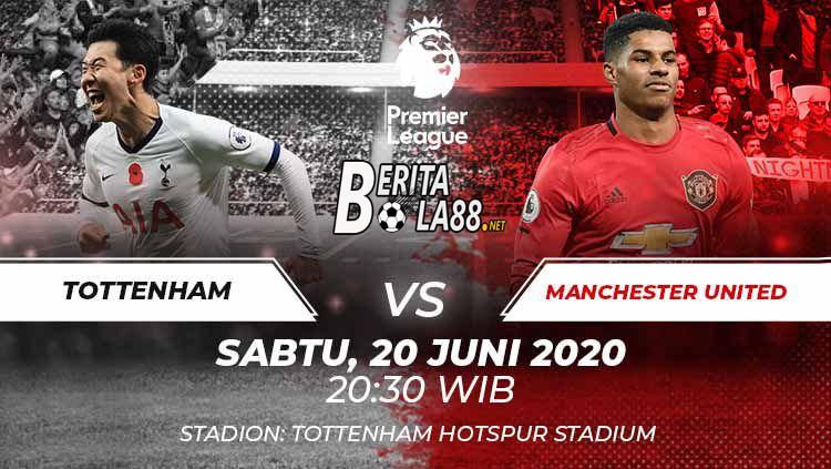 Jadwal Premier League Tanggal 20 Juni 2020