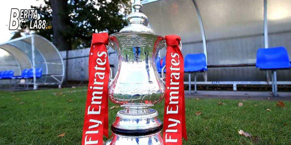 Laga Pembuka Perempat Final FA Cup Norwich vs Manchester United