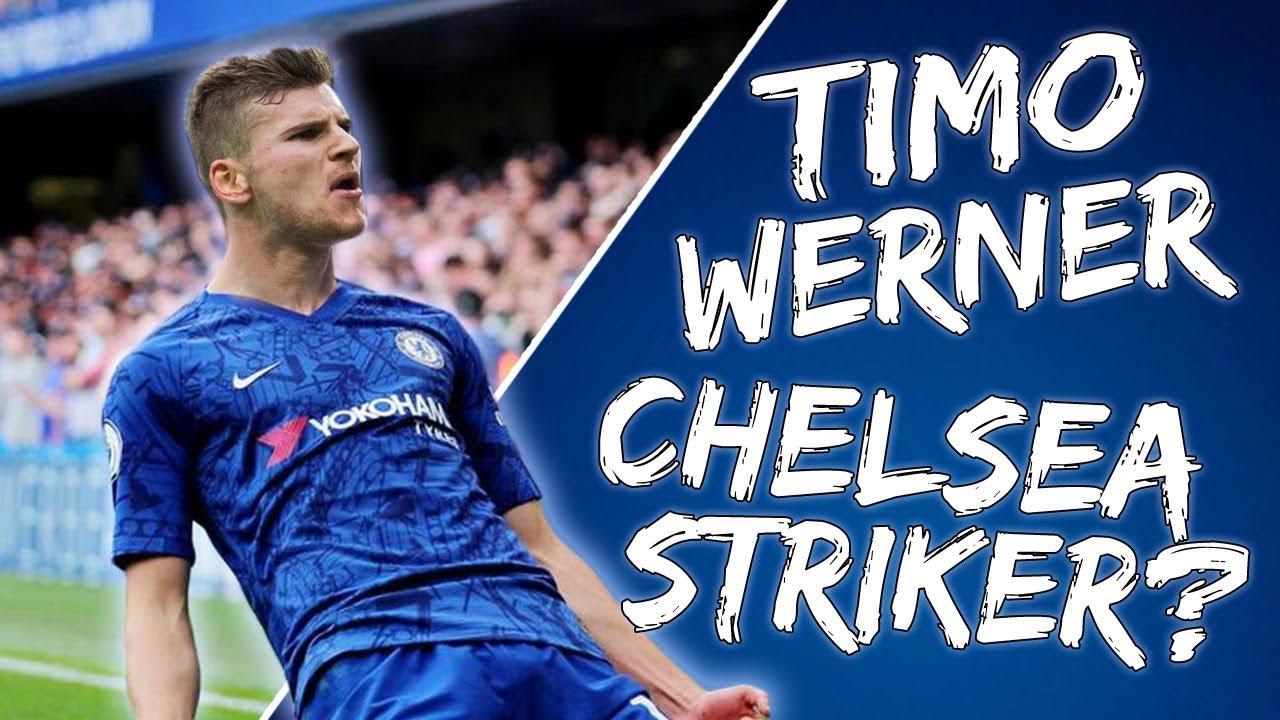Timo Werner Menolak Disebut Mata Duitan Pindah ke Chelsea