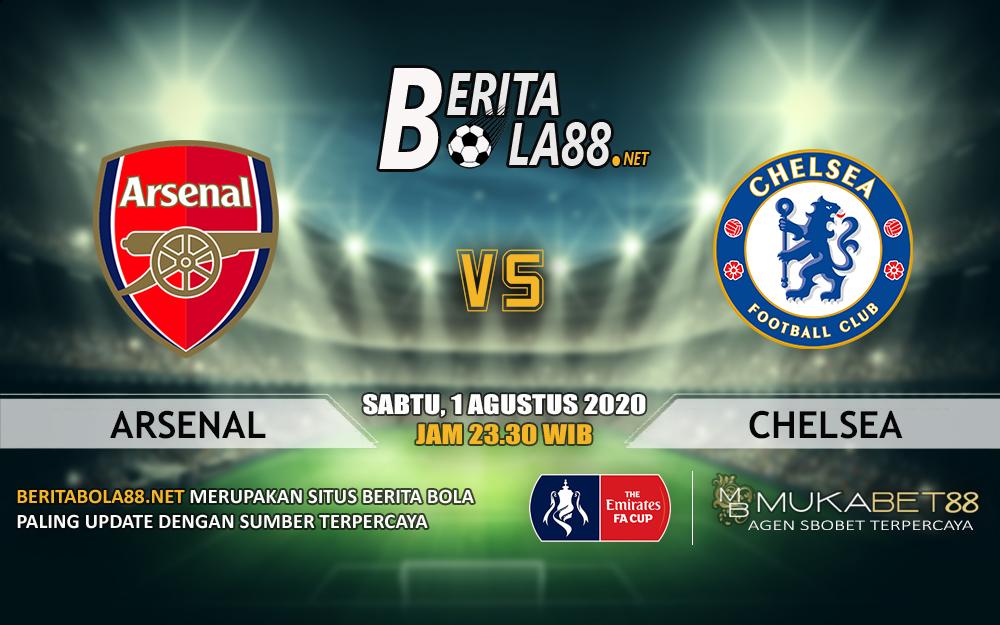 Prediksi Skor Arsenal Vs Chelsea Malam Ini
