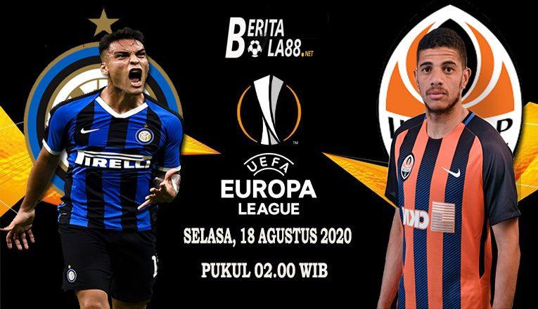 Prediksi Skor Inter Milan vs Shakhtar Donetsk 18 Agustus 2020