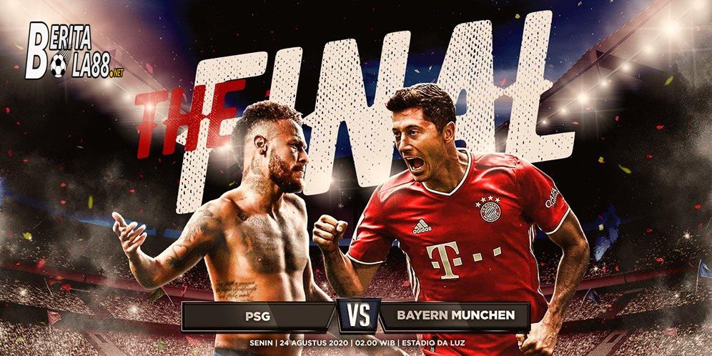 Prediksi Skor PSG vs Bayern Munchen 24 Agustus 2020