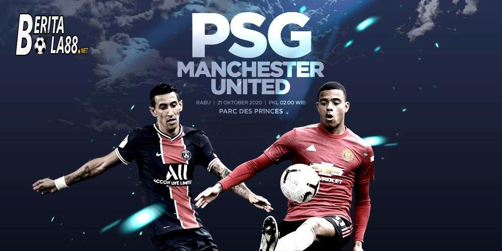 Prediksi Skor PSG vs Manchester United 21 Oktober 2020