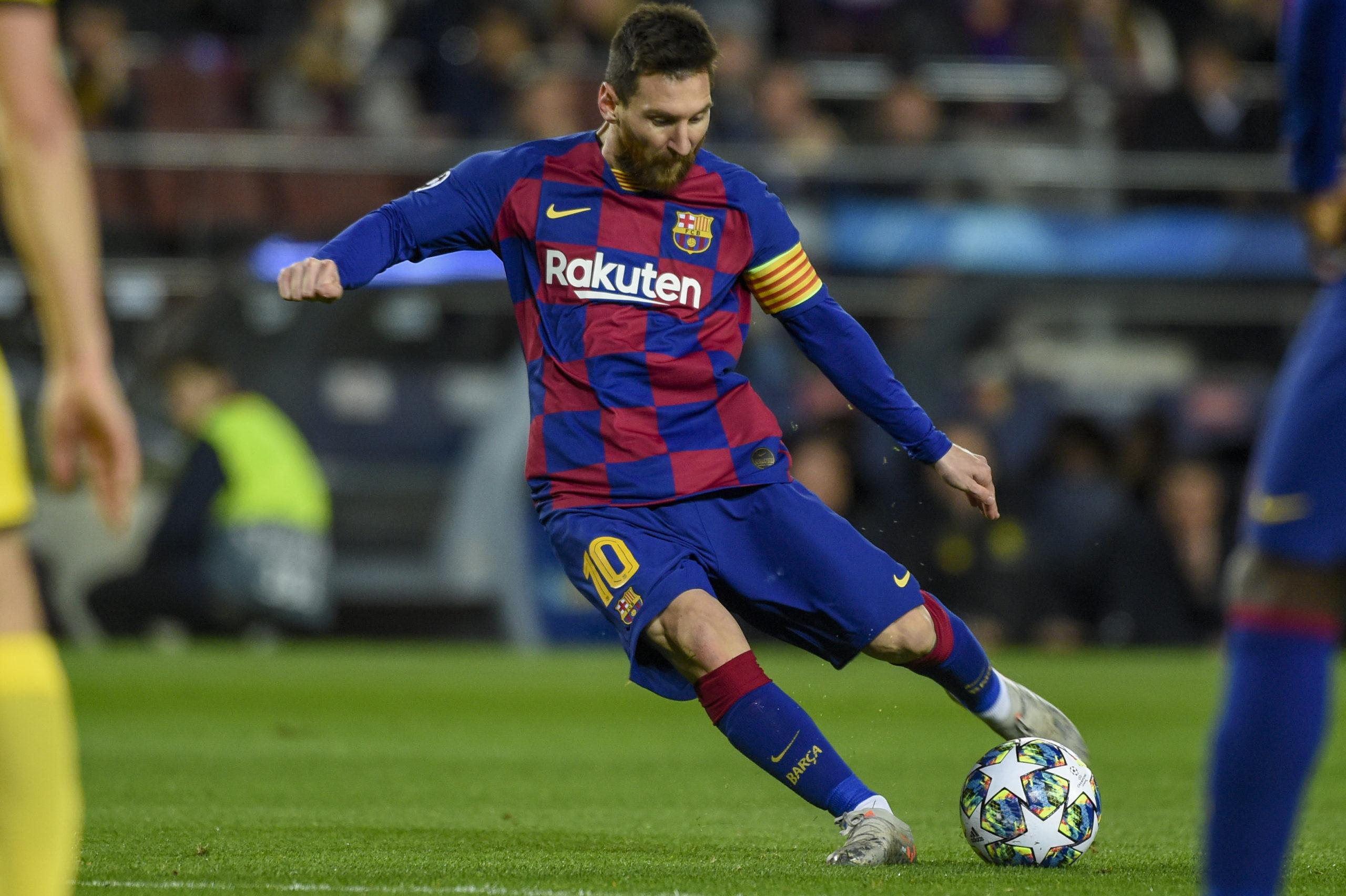 Presiden Interim Barcelona Rela Menjual Lionel Messi